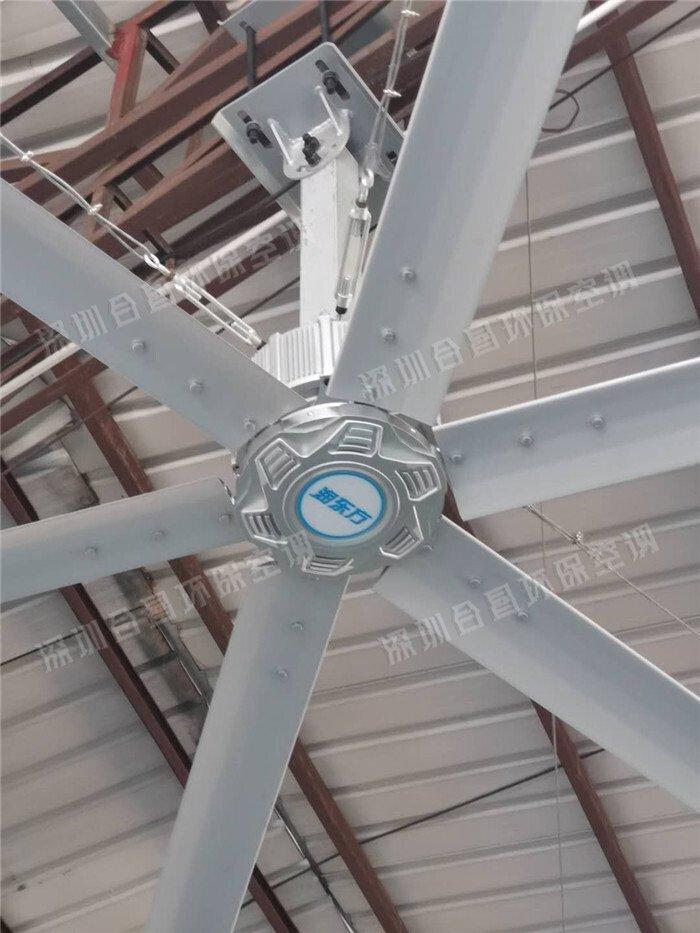 润东方永磁直驱内转子工业大风扇