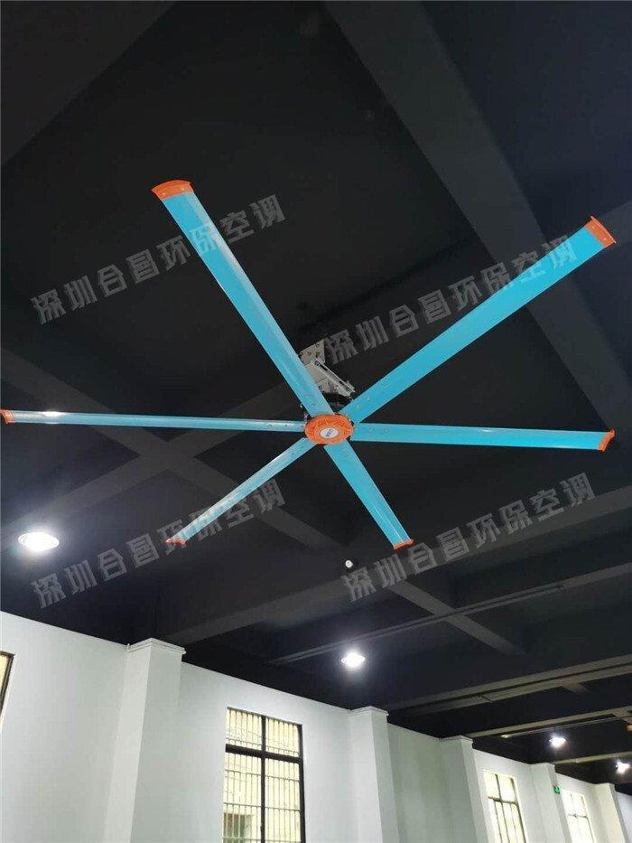 润东方永磁直驱工业大风扇