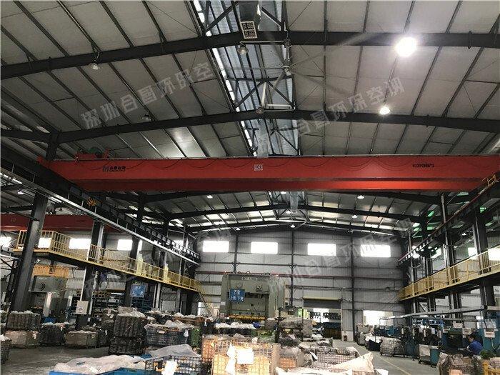 工业风扇与传统风扇有哪些区别?