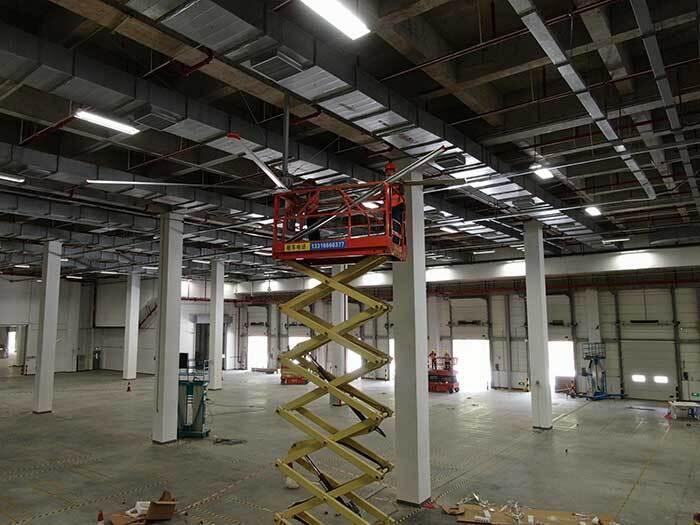 你对工业大型吊扇真的了解吗?这些工业大型吊扇的知识你知道吗