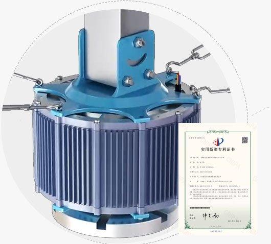工业大风扇厂家 6S品质管理铸就高品质水泵
